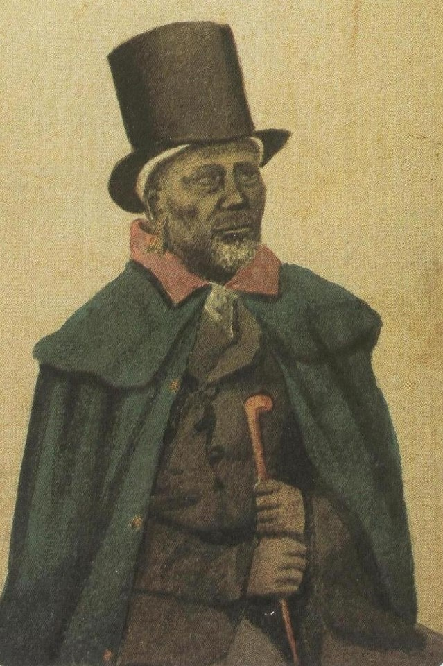 20 December in 1852 the armed and formidable Basotho cavalry of Southern Africa, under the leadership of King Moshoeshoe I (pictured here), inflicted heavy losses on the British invaders in an epic battle on the Berea Plateau. #steamfunk #steampunk