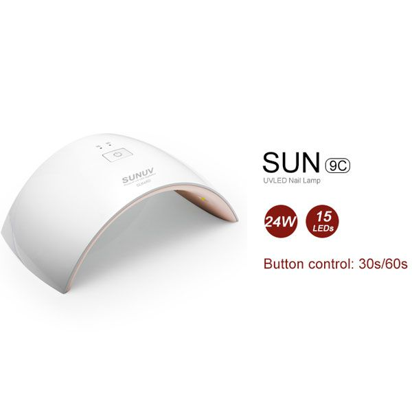 SUNUV SUN9c 24W 15 Leds