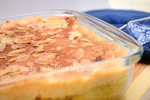 Klappertaart #homemade #baking
