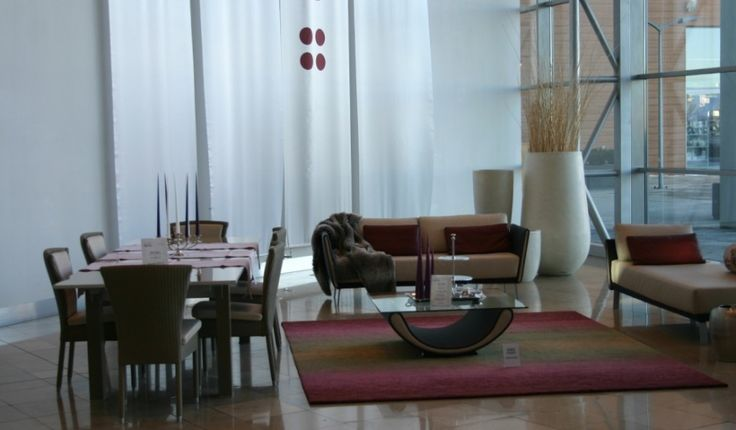 Luksusowe meble Lloyd Loom - wystawa Willow House