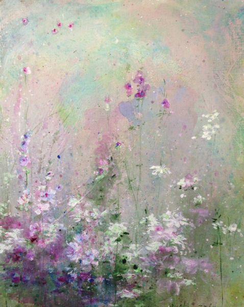 Artiste peintre Laurence-Amélie Fleurs Page 3