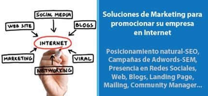 enube marketing solutions. Consultoría de Marketing en Sevilla