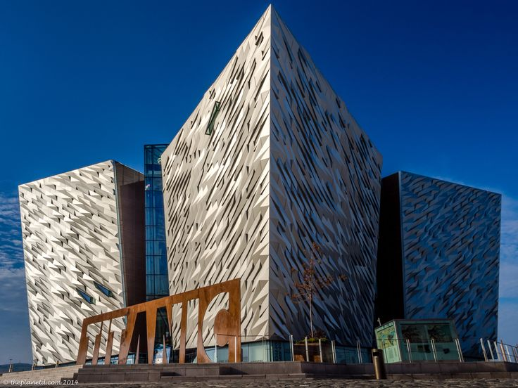 Titanic Belfast : The Best Things to do in Northern Ireland