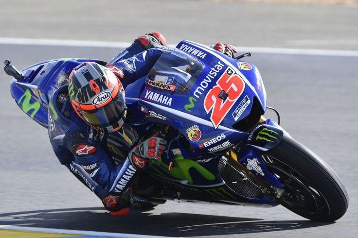 【MotoGP】 第5戦 フランスGP 結果:マーベリック・ビニャーレスが優勝  [F1 / Formula 1]