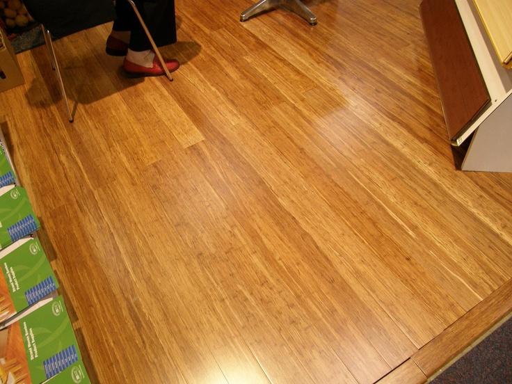 Natural Coffee bamboo Floor