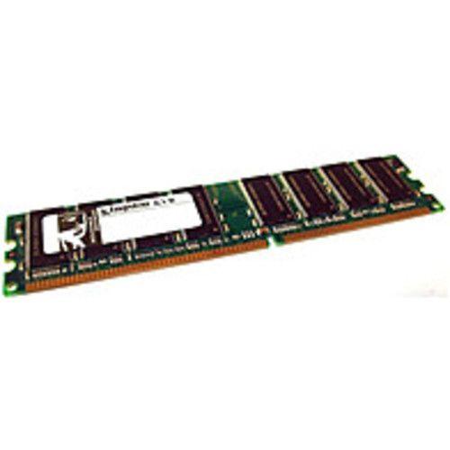Kingston 256MB DDR SDRAM Memory Module - 256MB (1 x 256MB) - 266MHz DDR266/PC2100 - Non-ECC - DDR SDRAM - 184-pin