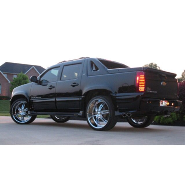 17 Best Ideas About Chevy Avalanche For Sale On Pinterest