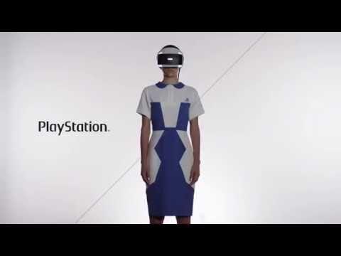 PlayStation VRの制服をアンリアレイジが制作!「東京ゲームショウ2016」で発表 | ファッショントレンドニュース|FASHION HEADLINE