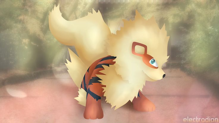 #arcanine #pokemon #arkani