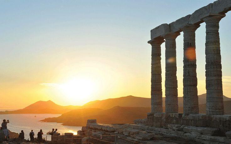 Poseidon temple..