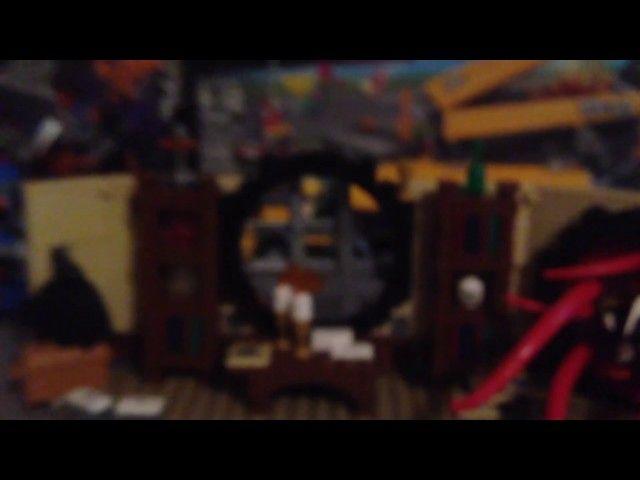 Lego Doctor Strange's Sanctum Santorum- Lego Review| ZACH BREEZE - Video --> http://www.comics2film.com/lego-doctor-stranges-sanctum-santorum-lego-review-zach-breeze/  #DoctorStrange