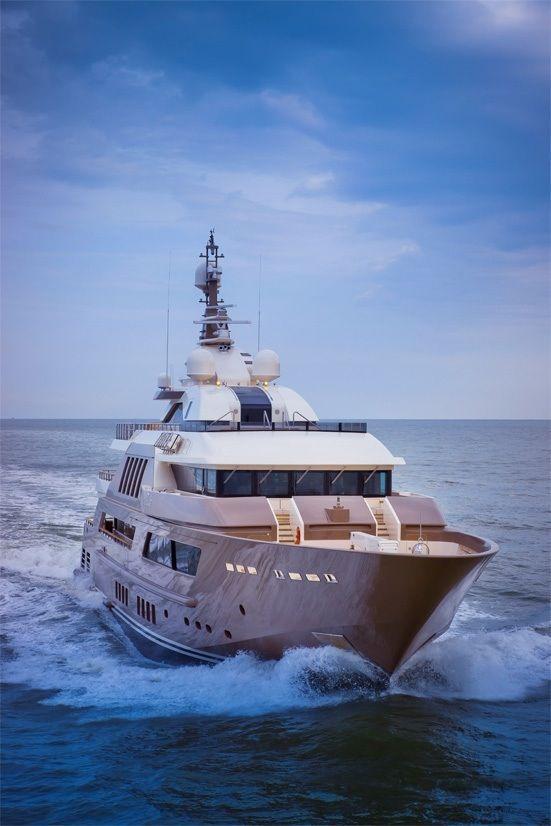 Luxus-Yacht