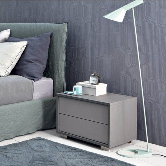 Bedside table #Sweet 51 by Paola #Navone for @gervasoni1882