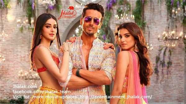 Student Of The Year 2 Song Jatt Ludhiyane Da Ananya Panday Interrupts Tara Sutaria Tiger Shroff S Friends Student Of The Year Latest Bollywood Movies 2 Movie
