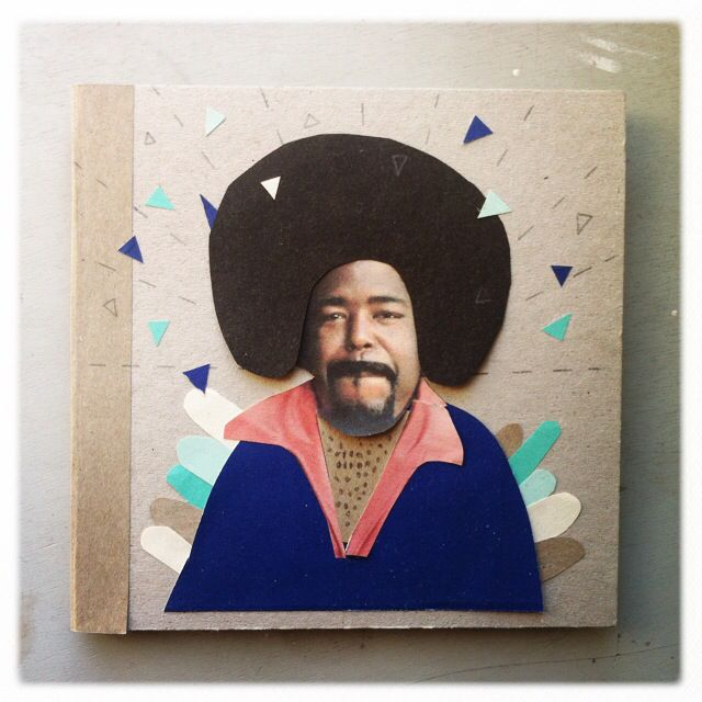 Barry white cd cover collage