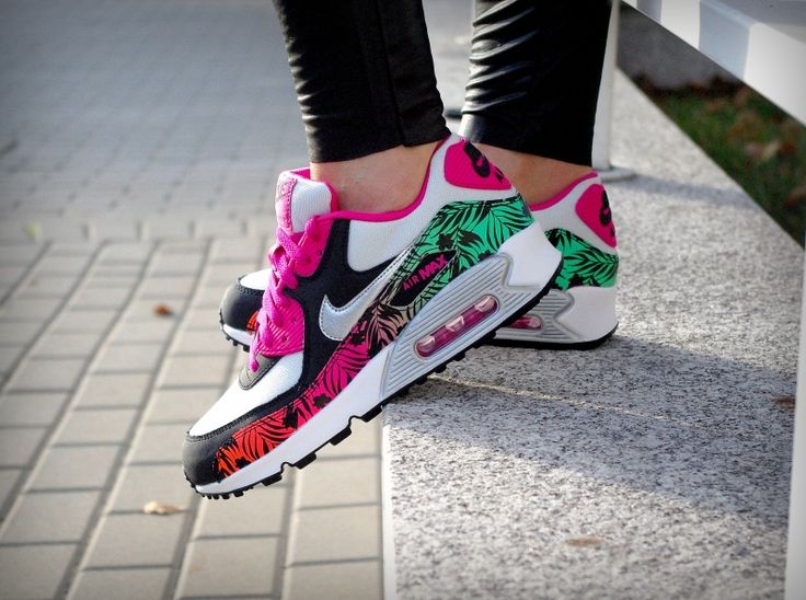 NIKE AIR MAX 90 GS 704953 001 | funkyshoes.pl