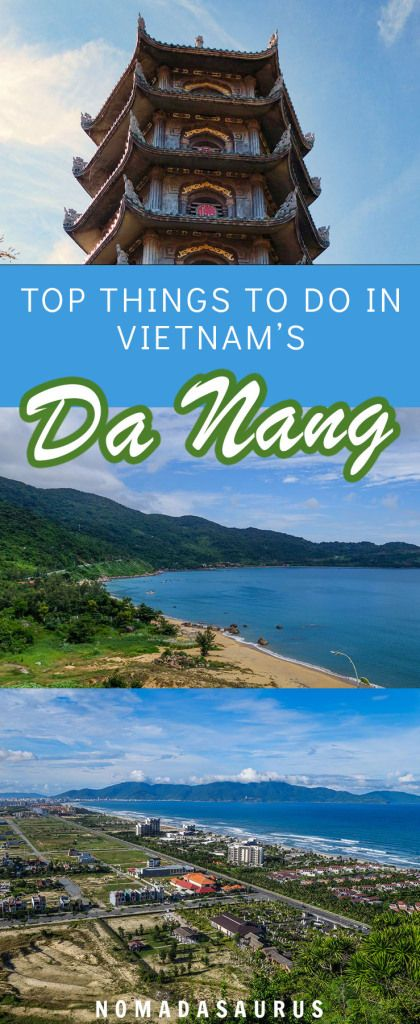 Right along the coast of Vietnam, you do not want to miss these incredible things to do in Da Nang! #danang #vietnam
