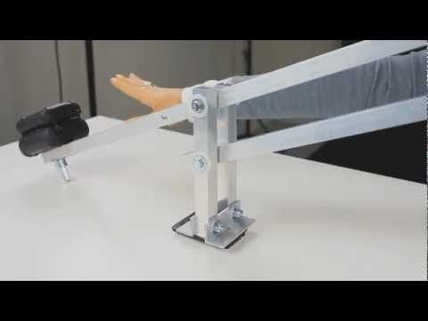 Jib Boom for a camera, this would be so cool to make and take some crazy videos with!