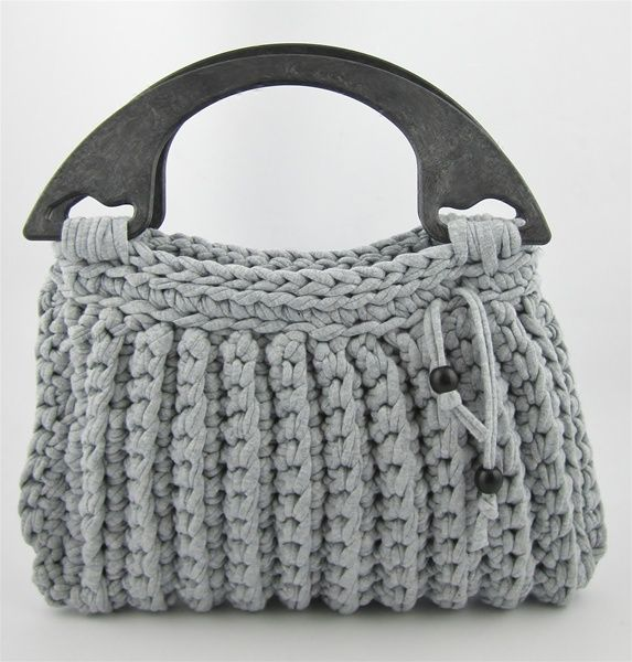 El blog de Dmc: Tutorial bolso de ganchillo XL con Hoooked