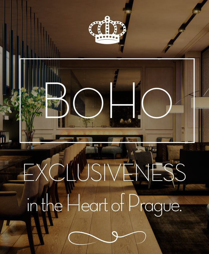 BoHo Hotel is a symbol of excellence in The Golden City where culture, elegance, wellbeing and hospitality define our commitment. This luxury #hotel in Prague meets the highest expectations of those who seek #exclusivity and excellence in a hotel in the center of #Prague. http://bit.ly/1Qf9CTs