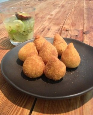 Coxinha recipe in English for my gringas