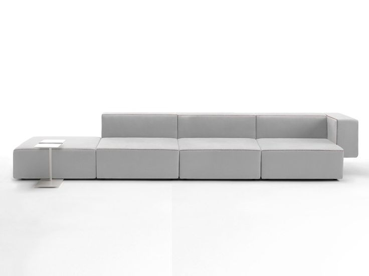 Divano Modulare STEP By Viccarbe | Design Vincent Van Duysen · Reception  FurnitureModern ...