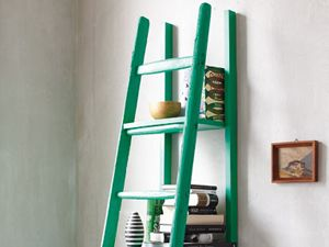Die besten 25+ alte Leiter Ideen auf Pinterest   Holzleiter-Dekor ...