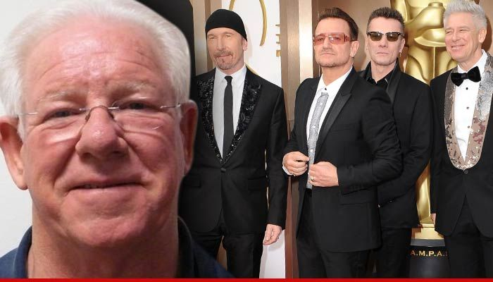 U2 Tour Manager Dies in L.A. Hotel Room