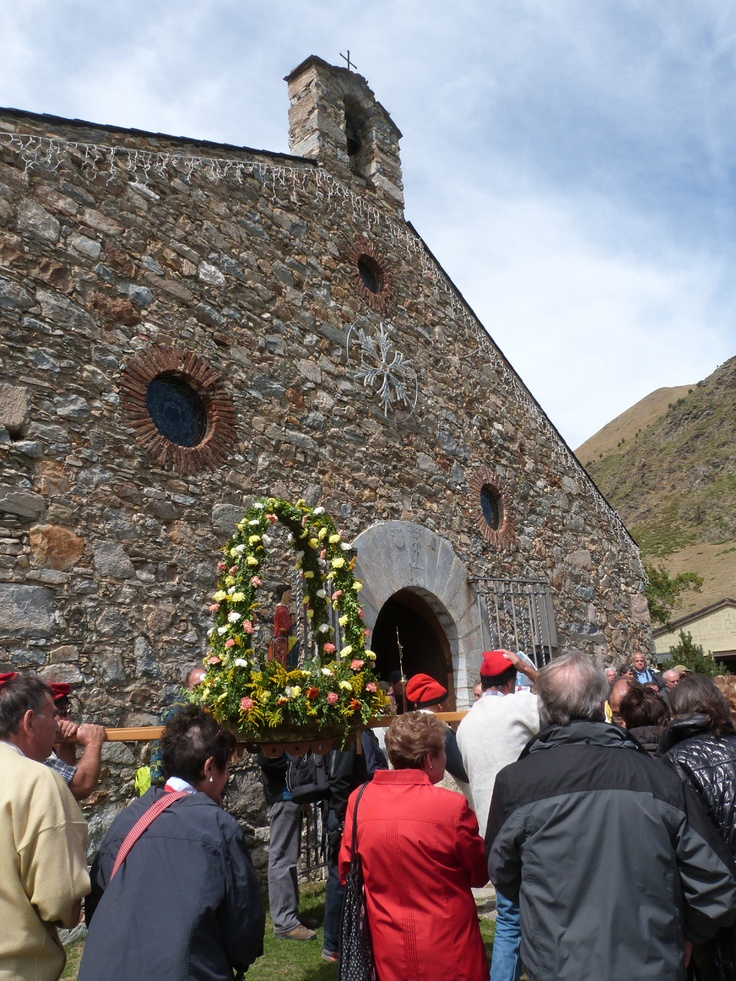 Processó a l'ermita de Sant Gil