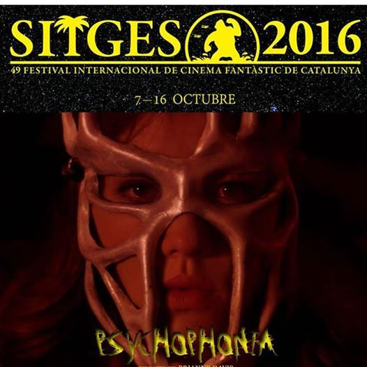 Thriller feature PSYCHOPHONIA's World premiere Showcased at The Sitges Film Festival, Spain 2016. Directed by Brianne Davies, Starring Vedette Lim, Jenimay Walker, Mark Gantt, Nikita Black and special cameo appearance bt The Richard. A Blanc-Biehn Production.