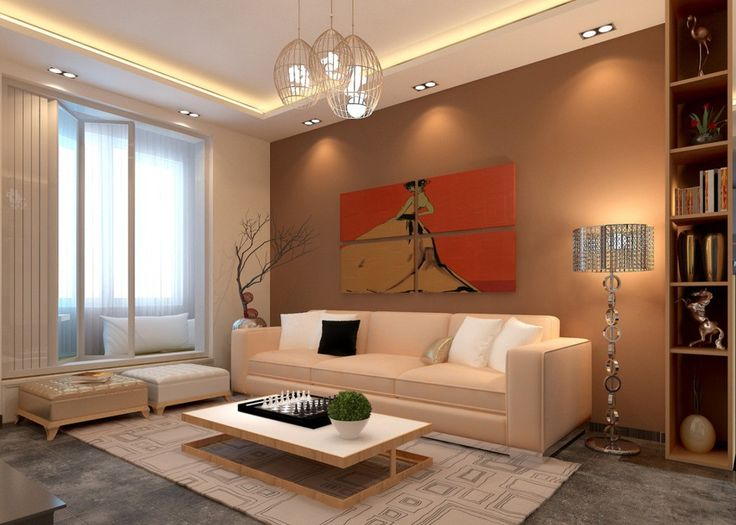Amazing 4 Easy Lighting Fixes For Your Home. Small Living Room ...