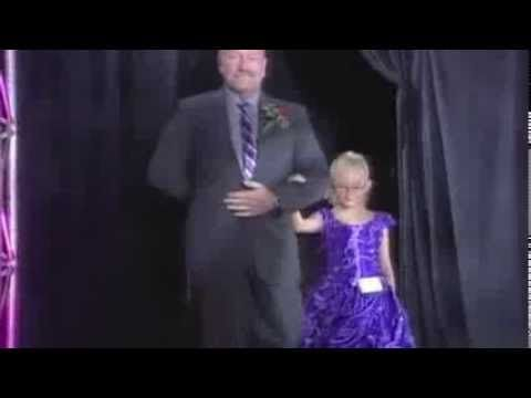 Formal Wear Example - National American Miss Pageant (State Level)