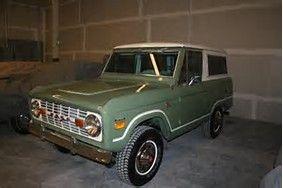Image result for 1971 bronco