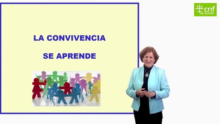 La convivencia se aprende Mª Luz Sánchez Arista