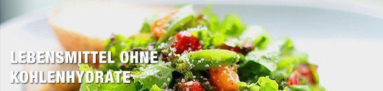 100 Nahrungsmittel ohne Kohlenhydrate: Diese Lebensmittel enthalten keine Kohlenhydrate
