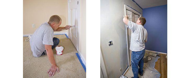 Binnendeuren schilderen | Brico