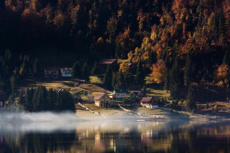 Cel mai ozonat aer din România poate fi respirat într-o superbă stațiune din Transilvania