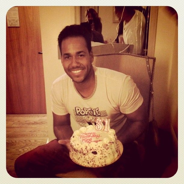 Happy Bday Ant What A Great Surprise Romeo Santos
