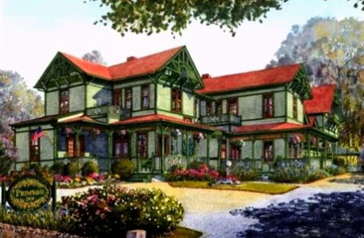 Primrose Inn-Historic Bar Harbor Bed and Breakfast in Bar Harbor, Maine | B&B Rental