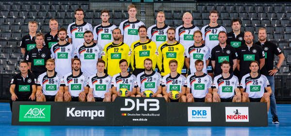"Handball WM 2017 Frankreich: ""Bad Boys""-Generalprobe gegen Österreich. Handball WM 2017 Frankreich: Die Rothenbach-Halle in Kassel wird a ..."