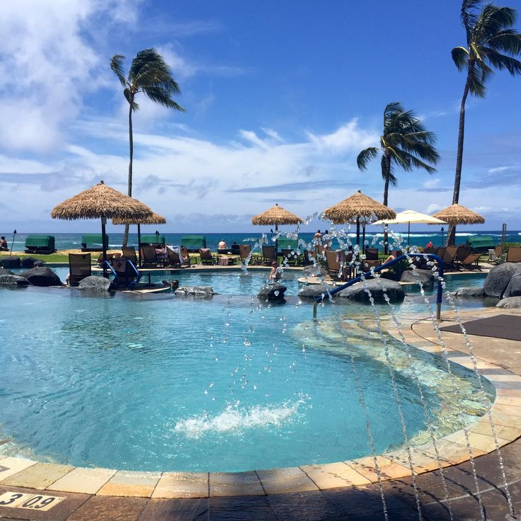 Koloa Kauai Sheraton In Hawaii: 12 Best Sheraton Kauai Resort Images On Pinterest