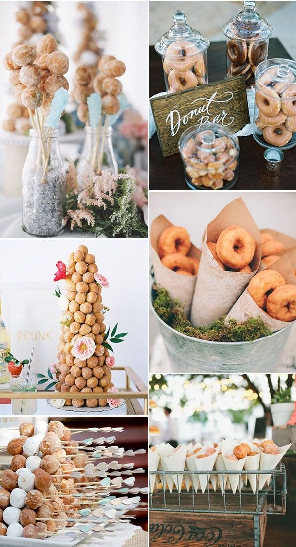 30 Best Wedding Donut Walls Displays For 2020 Donut Bar