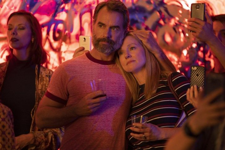 Tales Of The City Teaser Promo Full Set Of Promotional Photos Premiere Date Laura Linney Netflix Olympia Dukakis
