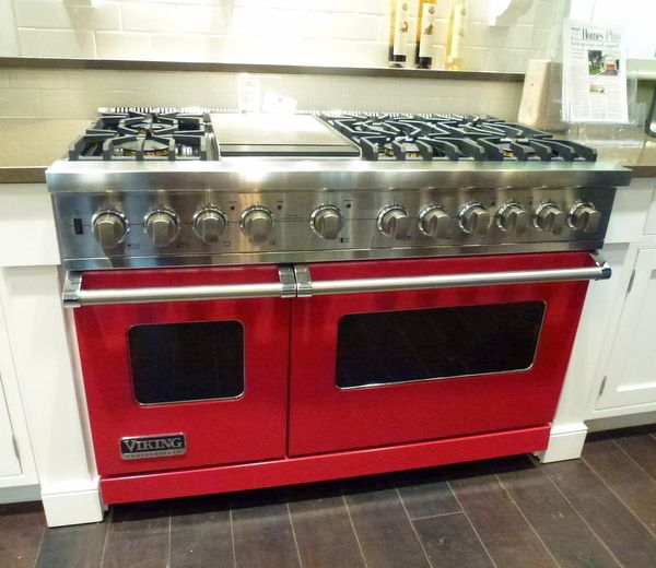 29 best images about a range of color on pinterest - Red kitchen appliances ...