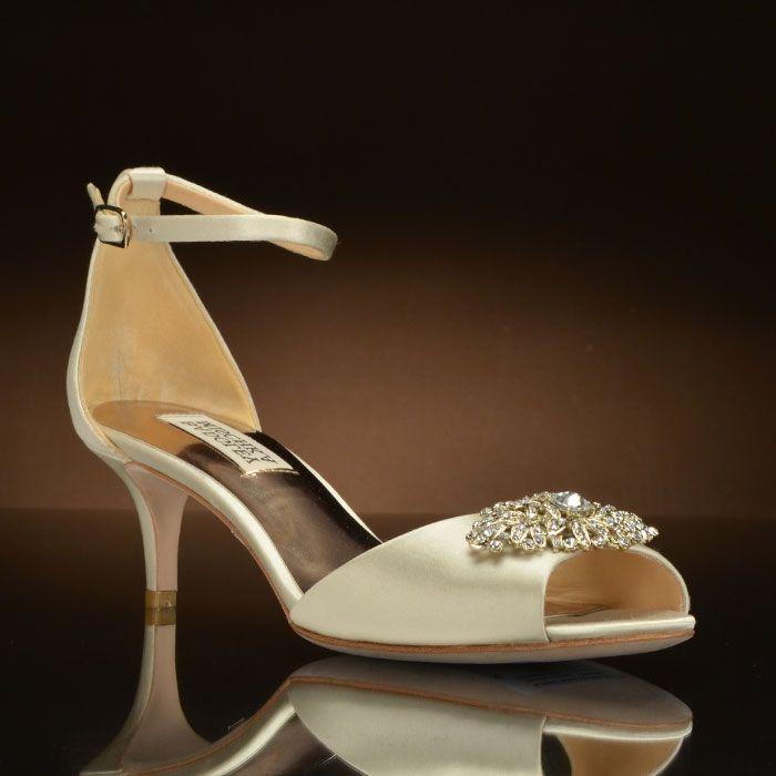 Fancy Acute by Badgley Mischka Wedding Shoes at My Glass Slipper