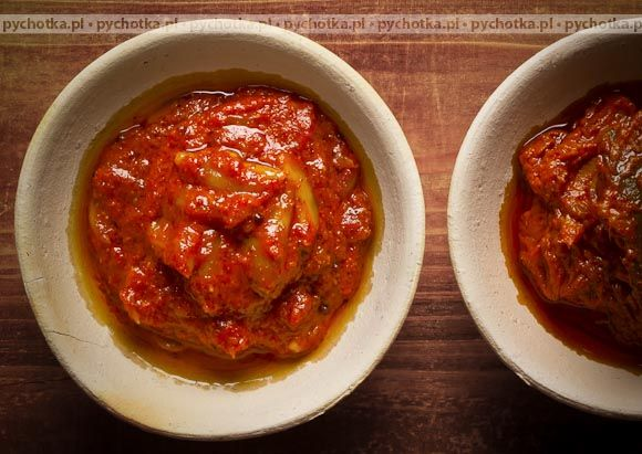 Pikantny sos do mięs z grilla Elizy