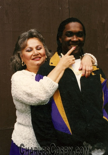 #Griselda Blanco and Charles...