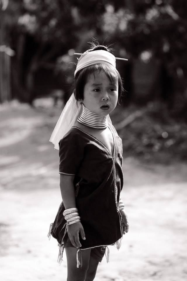 Long Neck Tribe, Chiang Mai, Thailand