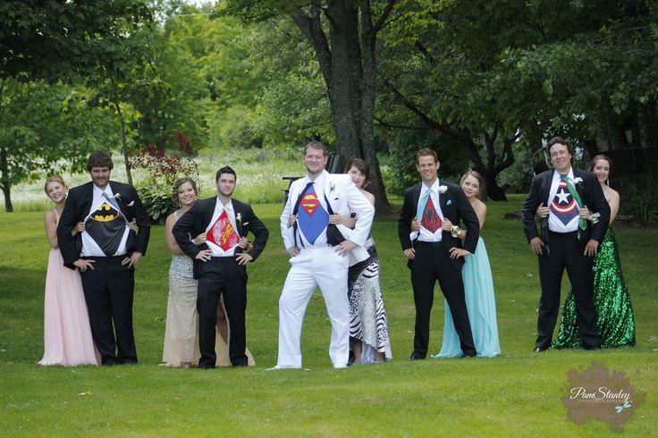 Superhero - Prom Style...