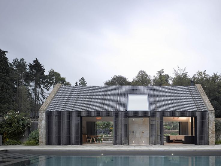 Michaelis Boyd Associates — Gloucestershire Pool House and Stables More